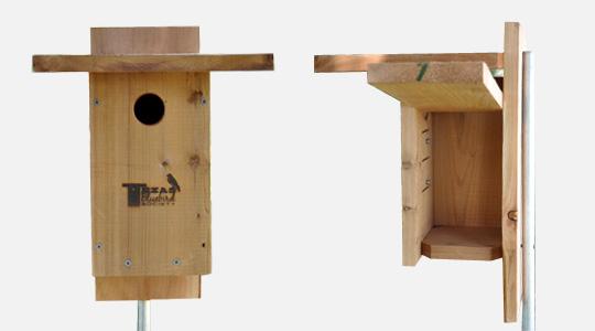 Bluebird Boxes sólo $ 11, más $ 12 de envío de la Comisión de Juego